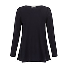 Buy Hobbs Roisin Jumper, Navy Online at johnlewis.com