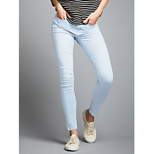 Buy Waven Asa Classic Skinny Jeans, Vivid Blue Online at johnlewis.com