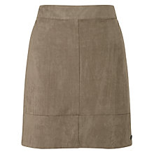 Buy Numph Paprika Skirt, Beige Online at johnlewis.com
