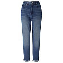 Buy Waven Elsa Mom Style Jeans, Japanese Blue Online at johnlewis.com