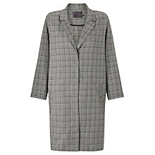 Buy Minimum Elia Prince of Wales Jacket, Grey/Black Online at johnlewis.com