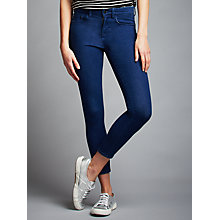Buy Waven Freya Skinny Ankle Grazer Jeans, True Blue Online at johnlewis.com