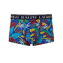 Buy Polo Ralph Lauren Floral Trunks, Multi Online at johnlewis.com
