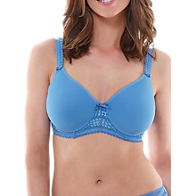 Buy Fantasie Rebecca Underwired Bra, Denim Online at johnlewis.com