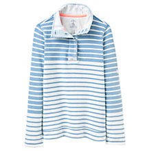 Buy Joules Cowdray Stripe Sweatshirt, Saltwash Online at johnlewis.com
