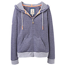 Buy Joules Adriana Zip Through Hoodie Online at johnlewis.com