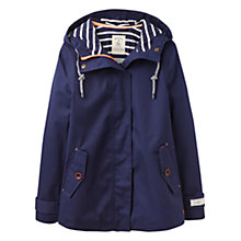 Buy Joules Right as Rain Coast Waterproof Jacket, French Navy Online at johnlewis.com