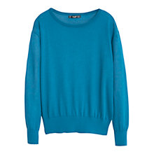 Buy Mango Fine-Knit Jumper Online at johnlewis.com
