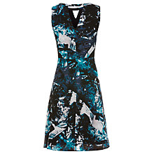Buy Sugarhill Boutique Livvy Icey Flare Dress, Teal Online at johnlewis.com