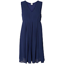 Buy Mamalicious Mary Maternity Nursing Dress, Twilight Online at johnlewis.com