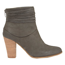 Buy Mint Velvet Eliza Block Heeled Ankle Boots Online at johnlewis.com