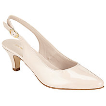 Buy John Lewis Grace Kitten Heel Court Shoes Online at johnlewis.com
