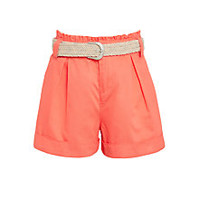 Buy John Lewis Girls' Woven Shorts Online at johnlewis.com