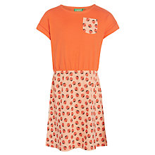 Buy Donna Wilson for John Lewis Girls' Ladybird Dress and Headband Set, Pink Online at johnlewis.com