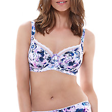 Buy Fantasie Penelope Underwired Bra, Purple Haze Online at johnlewis.com