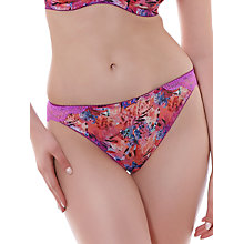 Buy Freya Wildfire Brazilian Briefs, Lava Online at johnlewis.com