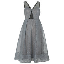 Buy Whistles Sara Dress, Multi Online at johnlewis.com