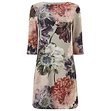 Buy Phase Eight Deena Digital Floral Print Tunic Dress, Multi Online at johnlewis.com