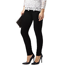 Buy Phase Eight Anima Zip Detail 7/8th Jeggings Online at johnlewis.com