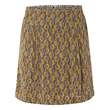 Buy White Stuff Seeds For Thoughts Skirt, Mushroom Grey/Multi Online at johnlewis.com