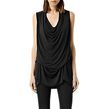 Buy AllSaints Amei Sleeveless Top Online at johnlewis.com