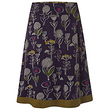 Buy White Stuff Swift Changes Skirt, Marine Purple Online at johnlewis.com