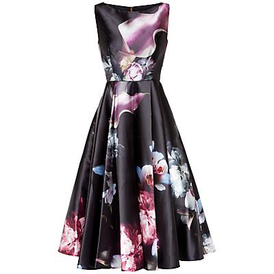 Ted Baker Lulae Ethereal Posie Print Dress, Multi