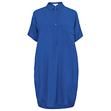 Buy Whistles Leena Button Front Shirt Dress Online at johnlewis.com
