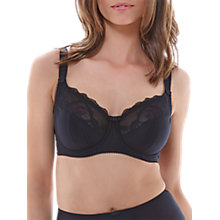 Buy Fantasie Zoe Underwired Side Support Bra Online at johnlewis.com