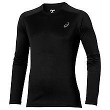 Buy Asics Lite-Show Long Sleeve Top Online at johnlewis.com