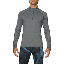 Buy Asics Long Sleeve Half Zip Jersey Online at johnlewis.com