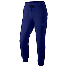 Buy Nike AW77 Cuffed Fleece Training Trousers Online at johnlewis.com