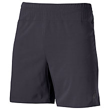 "Buy Asics 7"" Training Shorts, Dark Grey Online at johnlewis.com"