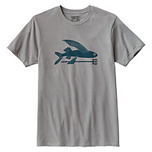 Buy Patagonia Flying Fish T-Shirt Online at johnlewis.com