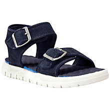 Buy Timberland Children's Piermont Rip-Tape Sandals Online at johnlewis.com