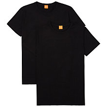 Buy BOSS Orange T-Shirts, Pack of 2 Online at johnlewis.com