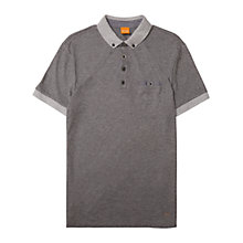 Buy BOSS Orange Patches Polo Shirt Online at johnlewis.com
