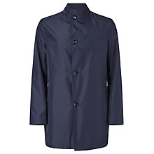 Buy Bugatti Pack a Mac Packable Travel Coat, Navy Online at johnlewis.com
