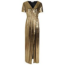 Buy True Decadence Wrap Front Maxi Dress Online at johnlewis.com