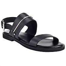 Buy Kin by John Lewis Lillesand Double Strap Sandals Online at johnlewis.com