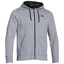 Buy Under Armour Storm Full Zip Hoody, True Grey Online at johnlewis.com
