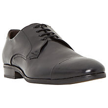 Buy Bertie Relay Lace-Up Derby Shoe, Black Online at johnlewis.com