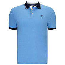 Buy Hackett London Trim Polo Shirt Online at johnlewis.com