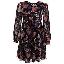 Buy Miss Selfridge Printed Smock Dress, Multi Online at johnlewis.com