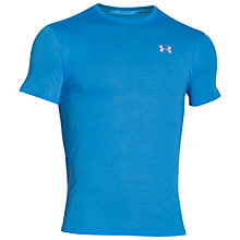 Buy Under Armour Streaker Running T-Shirt Online at johnlewis.com