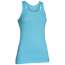 Buy Under Armour Tech Victory Tank Top, Sky Blue Online at johnlewis.com