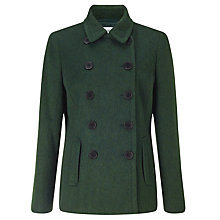 Buy John Lewis Short Pea Coat Online at johnlewis.com