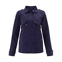 Buy John Lewis June Short Trench Coat Online at johnlewis.com