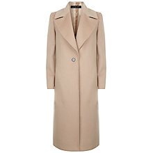 Buy Jaeger Camel Hair Long Coat, Camel Online at johnlewis.com
