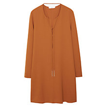 Buy Mango Flowy Shift Dress Online at johnlewis.com